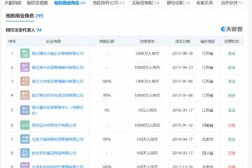 刘强东再卸职旗下13家公司高管本年已卸职46家企业