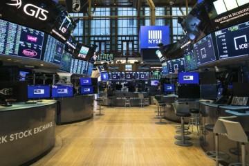 美股收盘全线大跌B站大涨4.6%百度涨2%