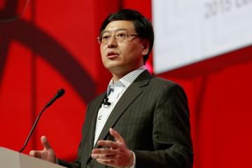 杨元庆内部信越是窘境越要有斗志和勇气