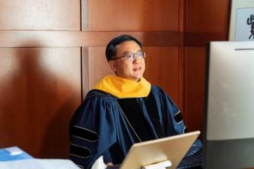 张亚勤寄语哥伦比亚大学2020年毕业生引领不知道年代