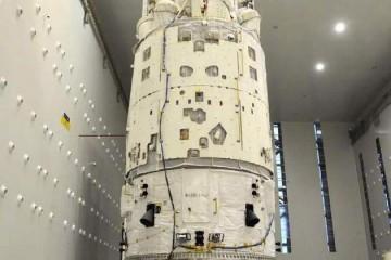 准备迎接天舟空间站天和核心舱完成在轨测试验证